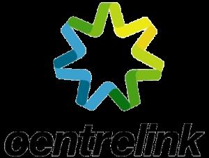 centre link logo
